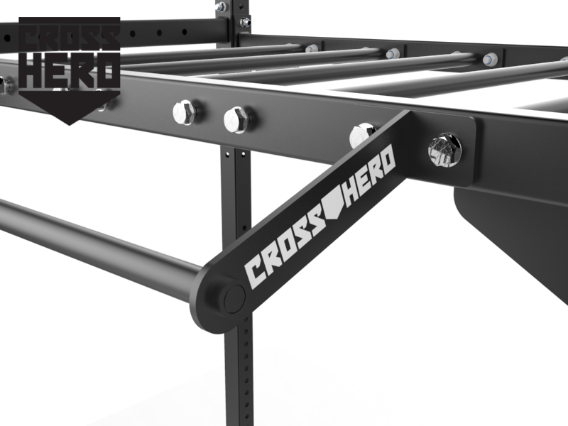 PULL-UP BAR GRIDER MOUNTED 1800