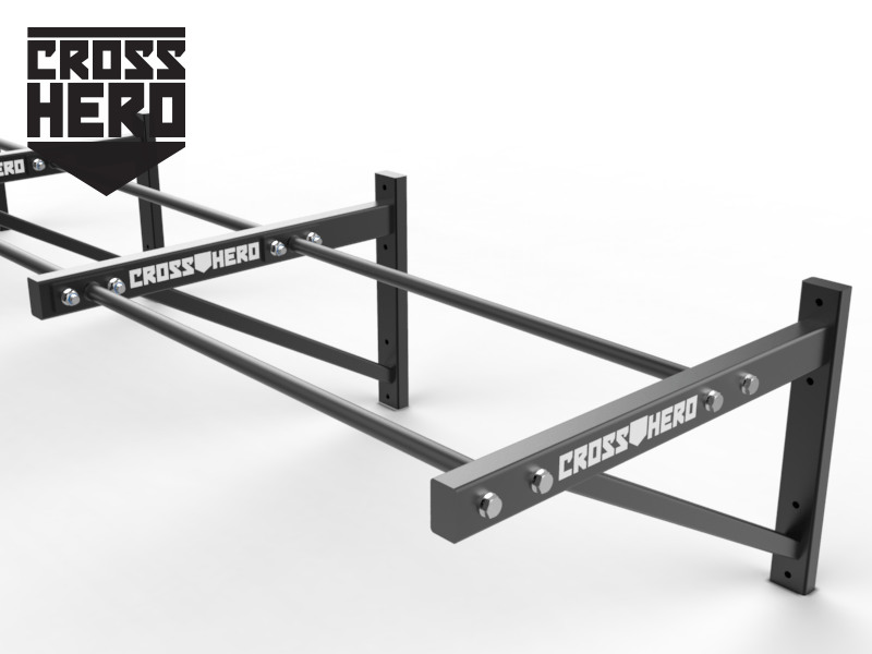PULL-UP BARS SET 3