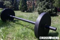 CrossHero Axle Barbell 1.6 FATBAR