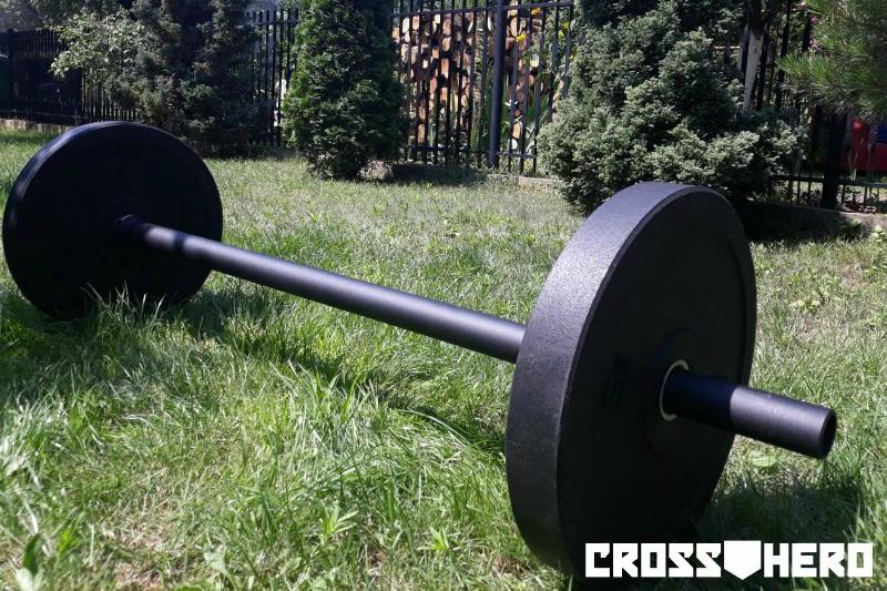 CrossHero Axle Barbell 1.6 FATBAR