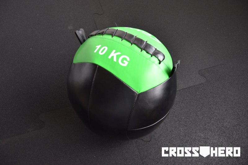 WALL_BALL_Medicine_Ball_Piłka_Lekarska_CrossHero_10kg