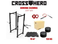 Zestaw Siłownia Domowa 5_CrossHero