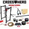 Zestaw Siłownia Domowa 6_CrossHero